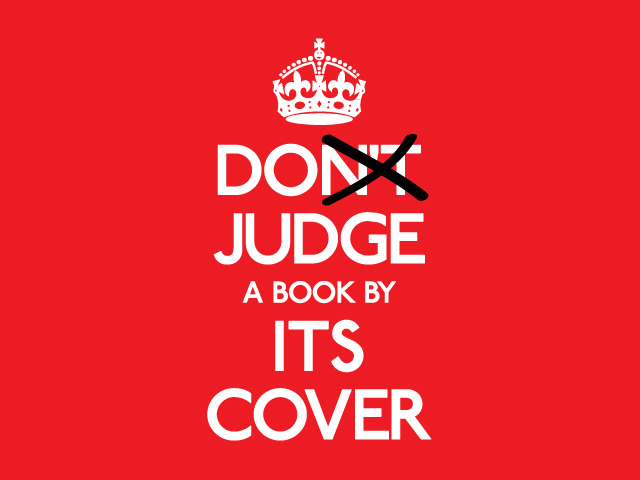 Image result for judge a book