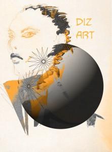 Diz Art logo 2