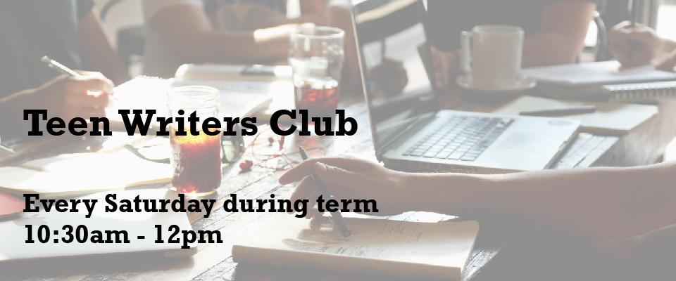 Teen Writers Club_B-01